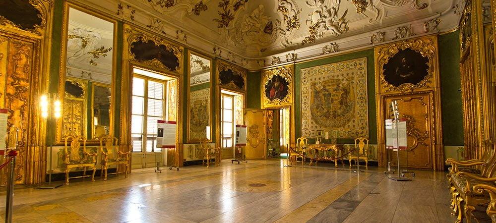 Palermo Villa Luogo Contemporaneo
