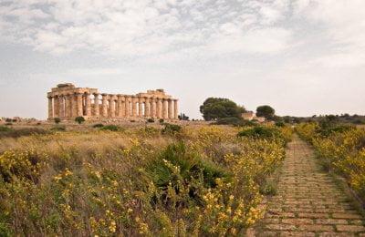 Selinunte -parque arqueológico