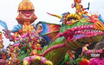 Carnevale a Palermo 2018