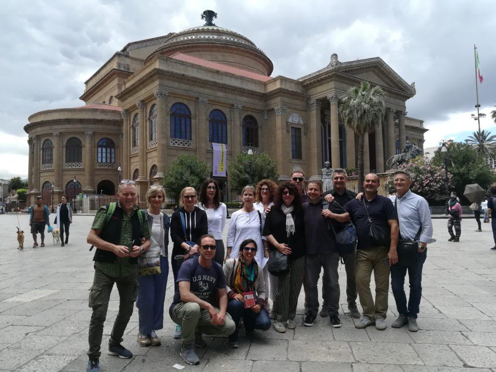 Tour arabo normanno Palermo