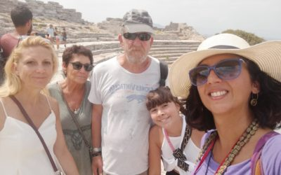 visita guidata Segesta