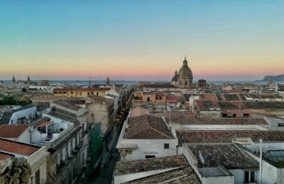 Walking tour Palermo al atardecer