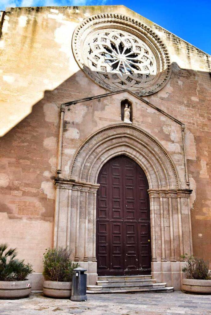 Chiesa di San'Agostino a Trapani